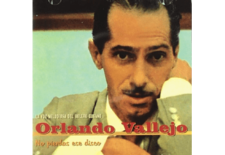 Orlo Vallejo - No Pierdas Ese Disco - (CD)