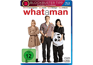 What a Man - Pro 7 Blockbuster Komödie Blu-ray