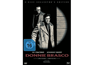 Donnie Brasco (Mediabook) - (Blu-ray + DVD)