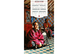 VARIOUS - An Anthology of Mongolian Khoomii - (CD)