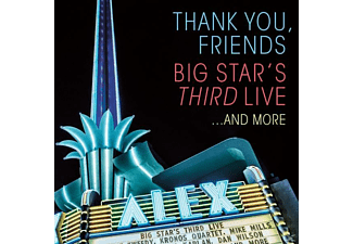 Big Star's Third Live - Thank You,Friends: Big Star's Third Live (2CD+BR) - (CD-ROM)