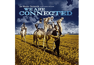 Jan Wouter Oostenrijk - We are Connected - (CD)
