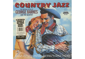 George Barnes - Country Jazz (LP,Color Vinyl) - (Vinyl)