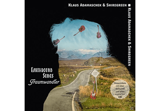 Klaus & Shiregreen Adamaschek - Earthbound Songs & Traumwandler - (CD)