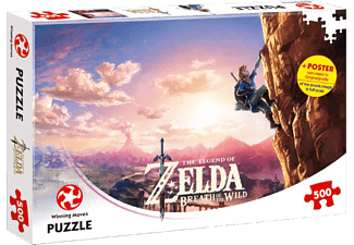 Puzzle: Zelda Breath of the Wild (500 Teile)