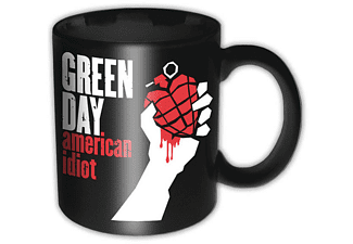 "Green Day Tasse ""American Idiot"""