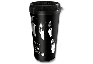 "The Beatles Travel Mug ""With The Beatles"""