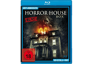 Horror House Box (SD auf Blu-ray) - (Blu-ray)