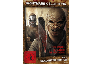 Nightmare Collection 1 (Slaughter Edition) - (DVD)