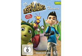 Insectibles - Vol. 1 - Der Mikronator - (DVD)