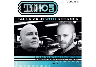 VARIOUS - Techno Club Vol.52 - (CD)