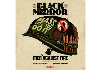 Ben Salisbury, Geoff Barrow - Black Mirror: Men Against Fire - (CD)