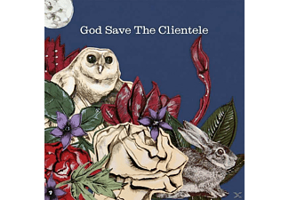 The Clientele - God Save The Clientele (Reissue) - (LP + Download)