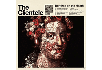 The Clientele - Bonfires On The Heath - (LP + Download)