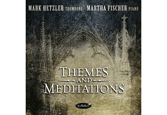 Hetzler,Mark & Fischer,Martha - Themes And Meditations - (CD)