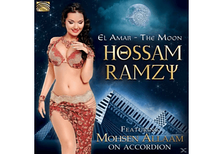 HOSSAM FEAT. MOHSEN ALLAAM Ramzy - El Amor-The Moon - (CD)