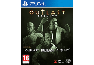 Warner Bros Outlast Trinity PS4 (1000642603)