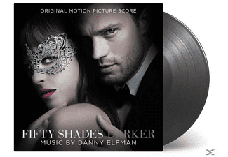 OST/VARIOUS - Fifty Shades Darker (LTD Dark Grey Vinyl) - (Vinyl)