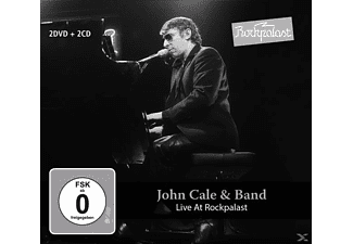John Cale & Band - Live At Rockpalast - (CD + DVD Video)