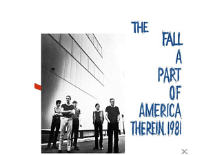 The Fall - A Part Of America Therein 1981 - (Vinyl)