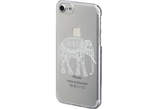 HAMA Hathi, Apple, iPhone 6, iPhone 6s, iPhone 7, Kunststoff, Transparent/Weiß