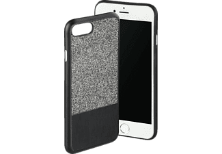HAMA Glamourous Nights, Apple, Backcover, iPhone 7 Plus, Kunststoff, Schwarz