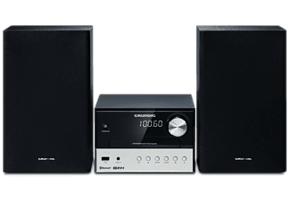 grundig kompakt micro anlage m1000bt mit bluetooth cd mp3. Black Bedroom Furniture Sets. Home Design Ideas
