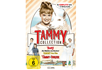 Die Tammy-Collection: Die komplette Serie - (DVD)
