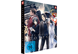 Project Itoh Trilogie Teil 1: The Empire of Corpses - (Blu-ray)
