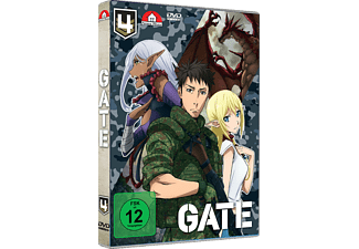 Gate - Vol. 4 - (DVD)