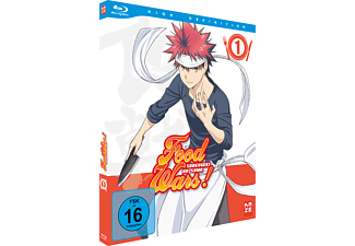 Food Wars! - Vol. 1 - (Blu-ray)