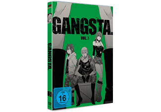 Gangsta - Vol. 3.4 (7-9) [DVD]