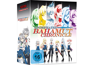 Undefeated Bahamut Chronicle – Vol. 1 – Limited Edition mit Sammelbox - (Blu-ray)