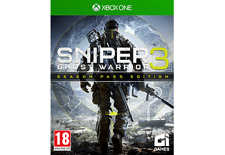 Sniper ghost warrior 3 (Limited edition)