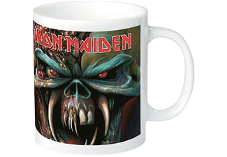 "Iron Maiden Tasse ""The Final Frontier"""