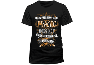 Harry Potter Unisex T-Shirt Magic Wands
