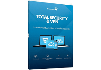 F-Secure Total Security und VPN - 2017 Version