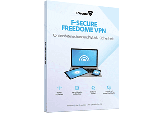 F-Secure Freedome VPN - 2017 Version