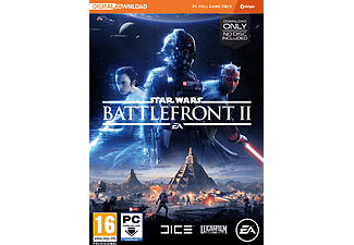 Electronic Arts Star Wars, Battlefront II: The Last Jedi, Heroes (Code in a Box) PC (1034677)