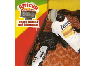VARIOUS - African Rebel Music - (CD)
