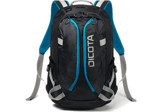 DICOTA D31047 Bacpack Active 14 15.6 Black/Blue
