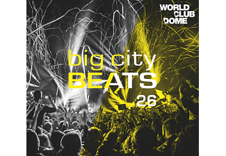 VARIOUS - Big City Beats 26-World Club Dome 2017 Edition - (CD)