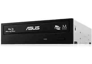 ASUS Blue-Ray + HD RDR + DVDRW Black