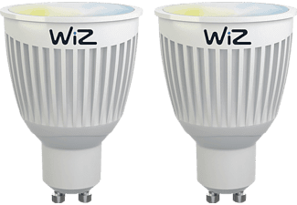 WIZ WZ0195072 Whites, LED Leuchtmittel, 7 Watt