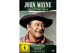 John Wayne Collection Vol. 3 - (DVD)