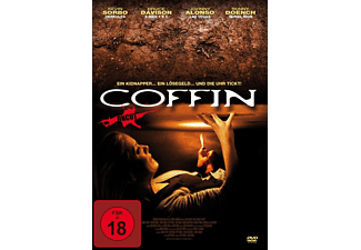 coffin die uhr tickt dvd krimi thriller dvd mediamarkt. Black Bedroom Furniture Sets. Home Design Ideas