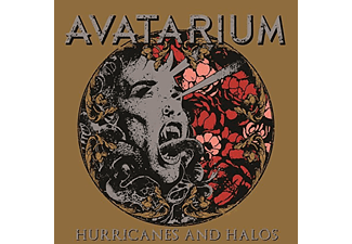 Avatarium - Hurricanes and Halos (Digipak) (CD)