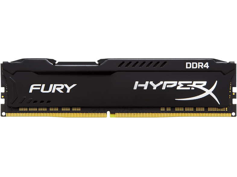 KINGSTON DIMM 8GB DDR4 2133MHz HX Fury Black CL14 laptop  tablet  computing  αναβάθμιση υπολογιστή μνήμες ram