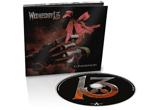 Wednesday 13 - Condolences (Digipak) (CD)