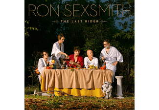 Ron Sexsmith - The Last Rider - (CD)